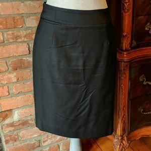 JCrew Black skirt
